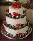 Hermans Bakery Specializes in Wedding and Specialty Cakes